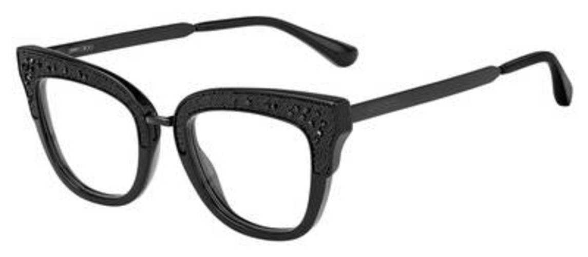 Jimmy Choo Jc 237 Eyeglasses Black USA - GOOFASH - Womens SUNGLASSES