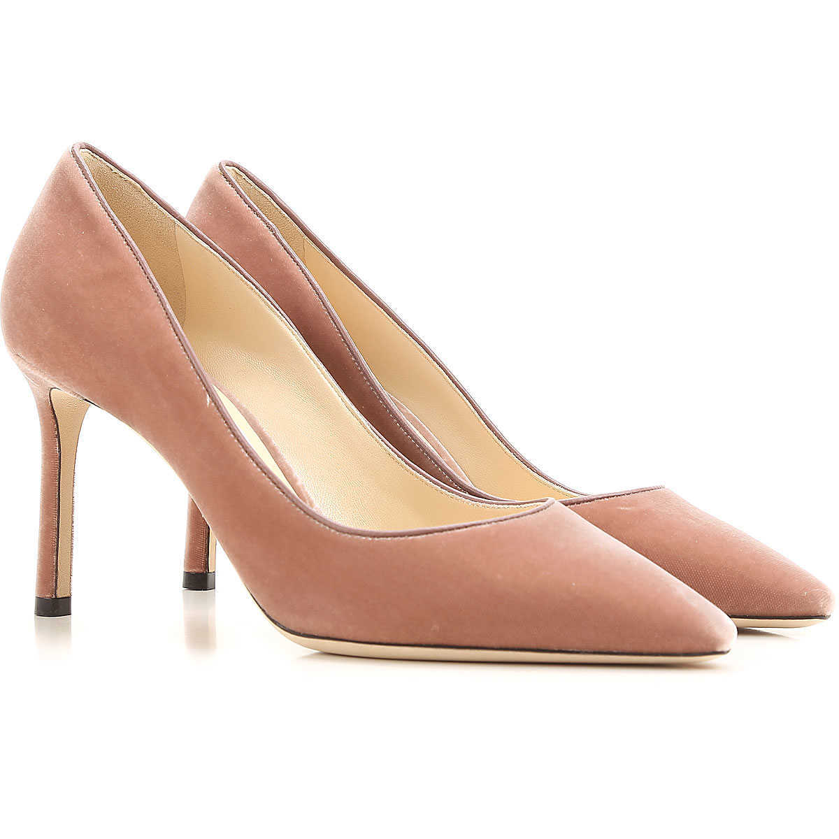 Jimmy Choo Pumps & High Heels for Women On Sale in Outlet Antique Rose DK - GOOFASH - Womens HIGH HEELS