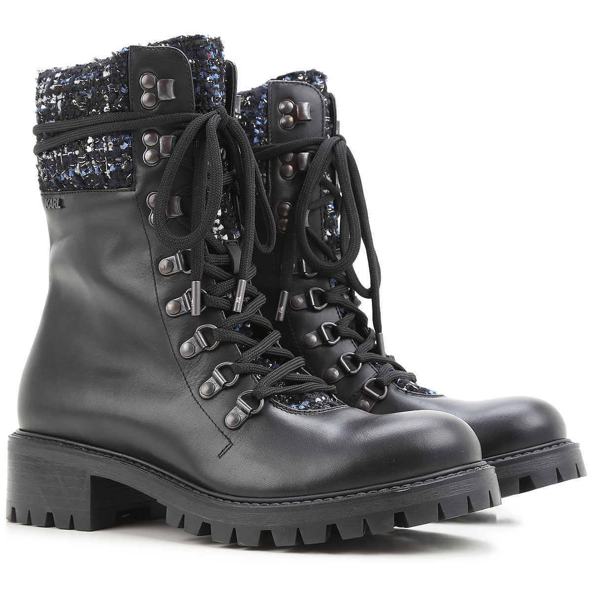 Karl Lagerfeld Boots for Women Booties On Sale DK - GOOFASH - Womens BOOTS