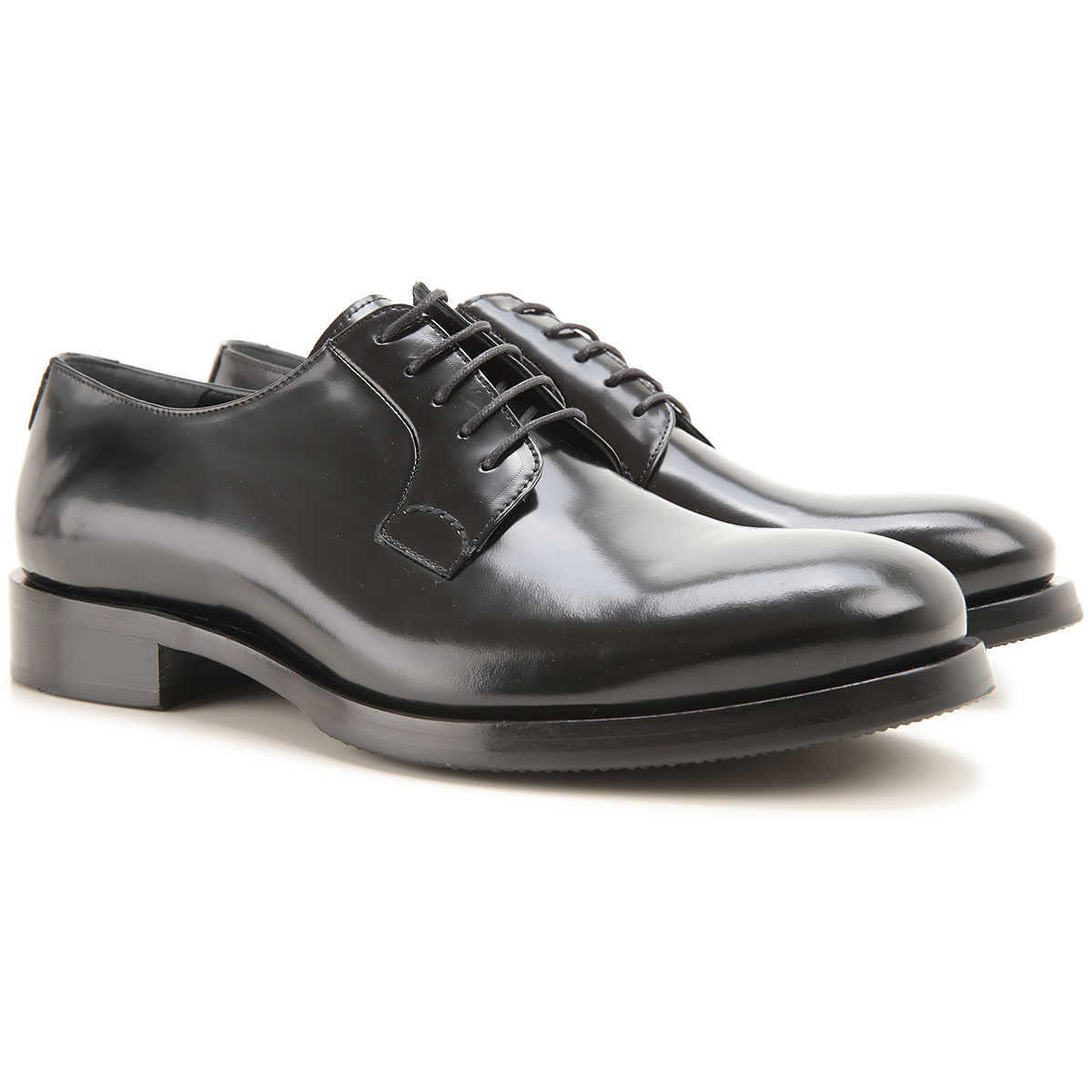 Karl Lagerfeld Lace Up Shoes for Men Oxfords Derbies and Brogues On Sale DK - GOOFASH - Mens FORMAL SHOES