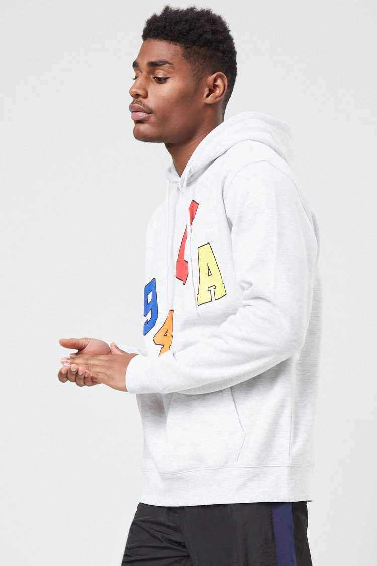 LA 94 Graphic Hoodie at Forever 21