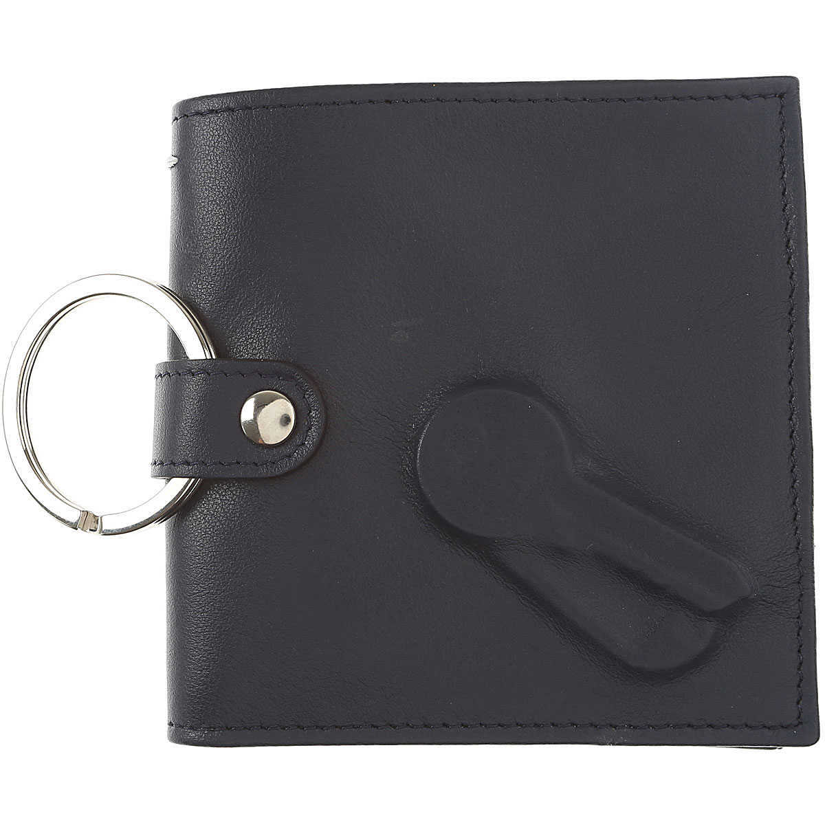 Maison Martin Margiela Mens Wallets On Sale in Outlet Dark Midnight Blue DK - GOOFASH - Mens WALLETS