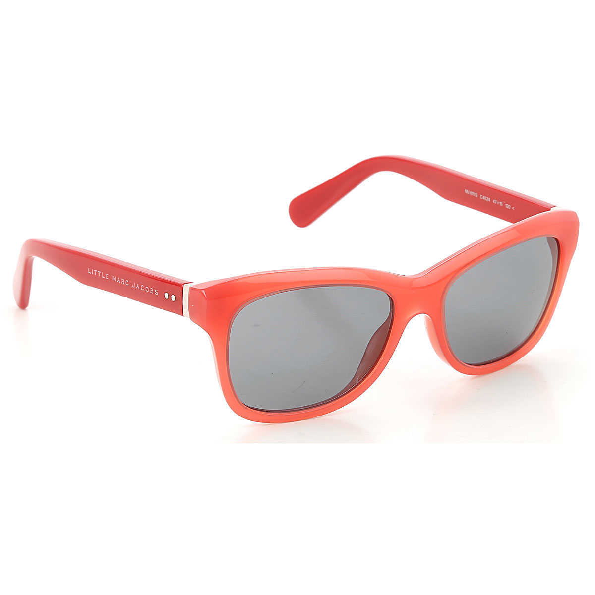 Marc Jacobs Kids Sunglasses for Boys On Sale Red Pink DK - GOOFASH - Mens SUNGLASSES