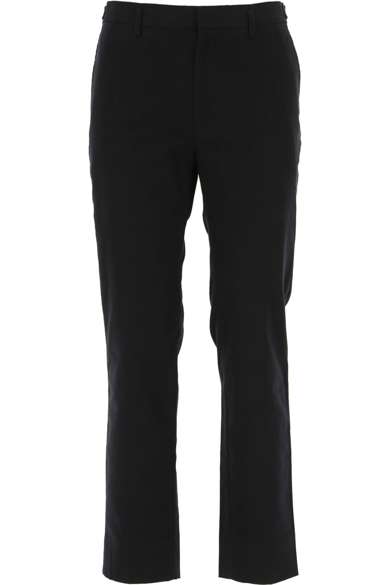 Marc Jacobs Pants for Men On Sale in Outlet Black DK - GOOFASH - Mens TROUSERS