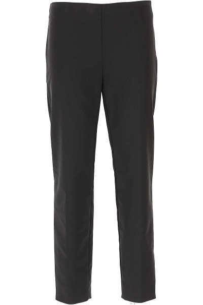 Missoni Pants for Women On Sale Black DK - GOOFASH - Womens TROUSERS