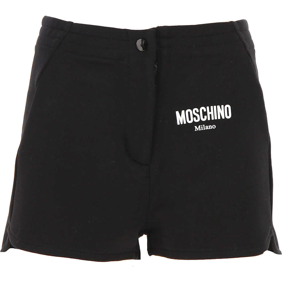 Moschino Shorts for Women On Sale Black DK - GOOFASH - Womens SHORTS