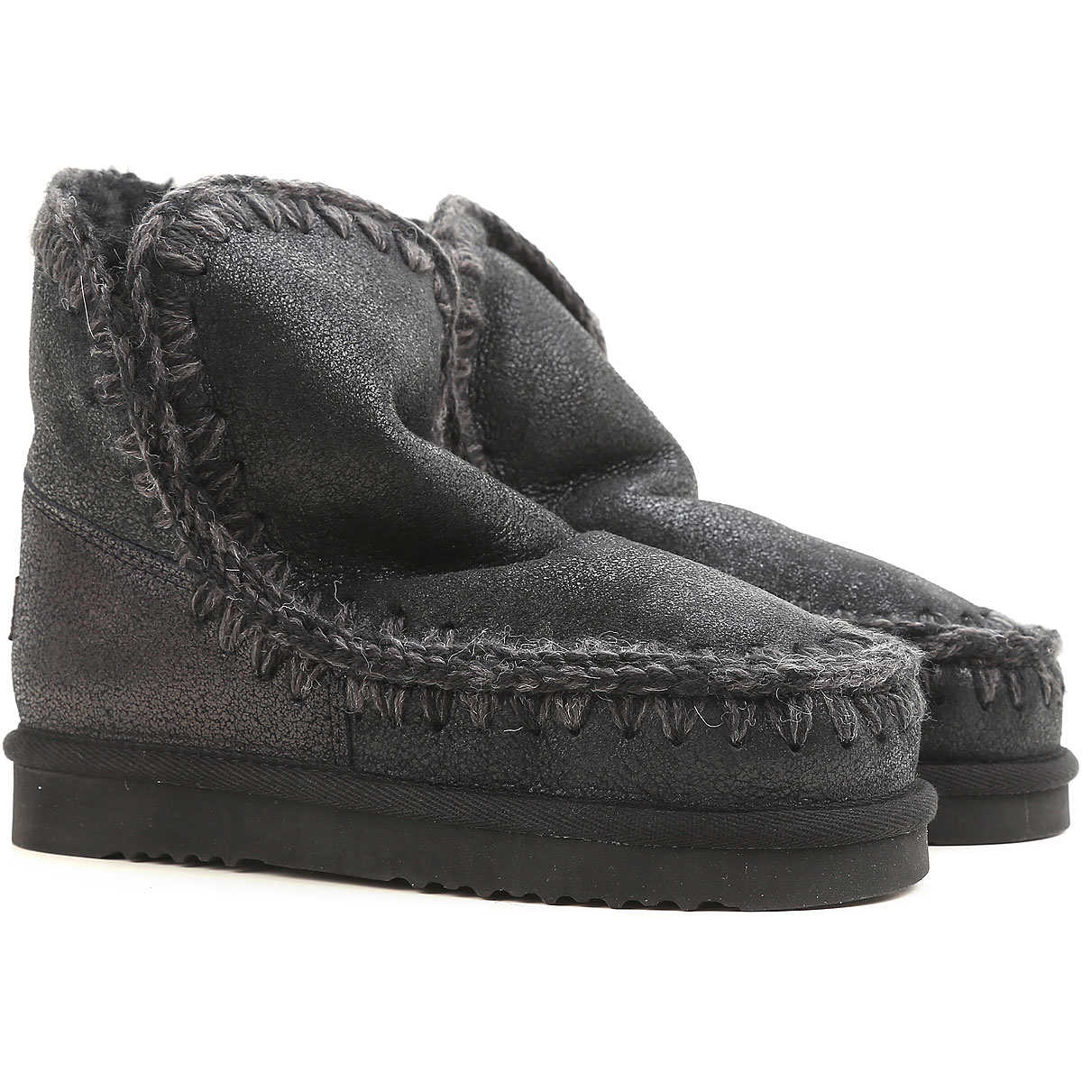 Mou Boots for Women Booties On Sale DK - GOOFASH - Womens BOOTS