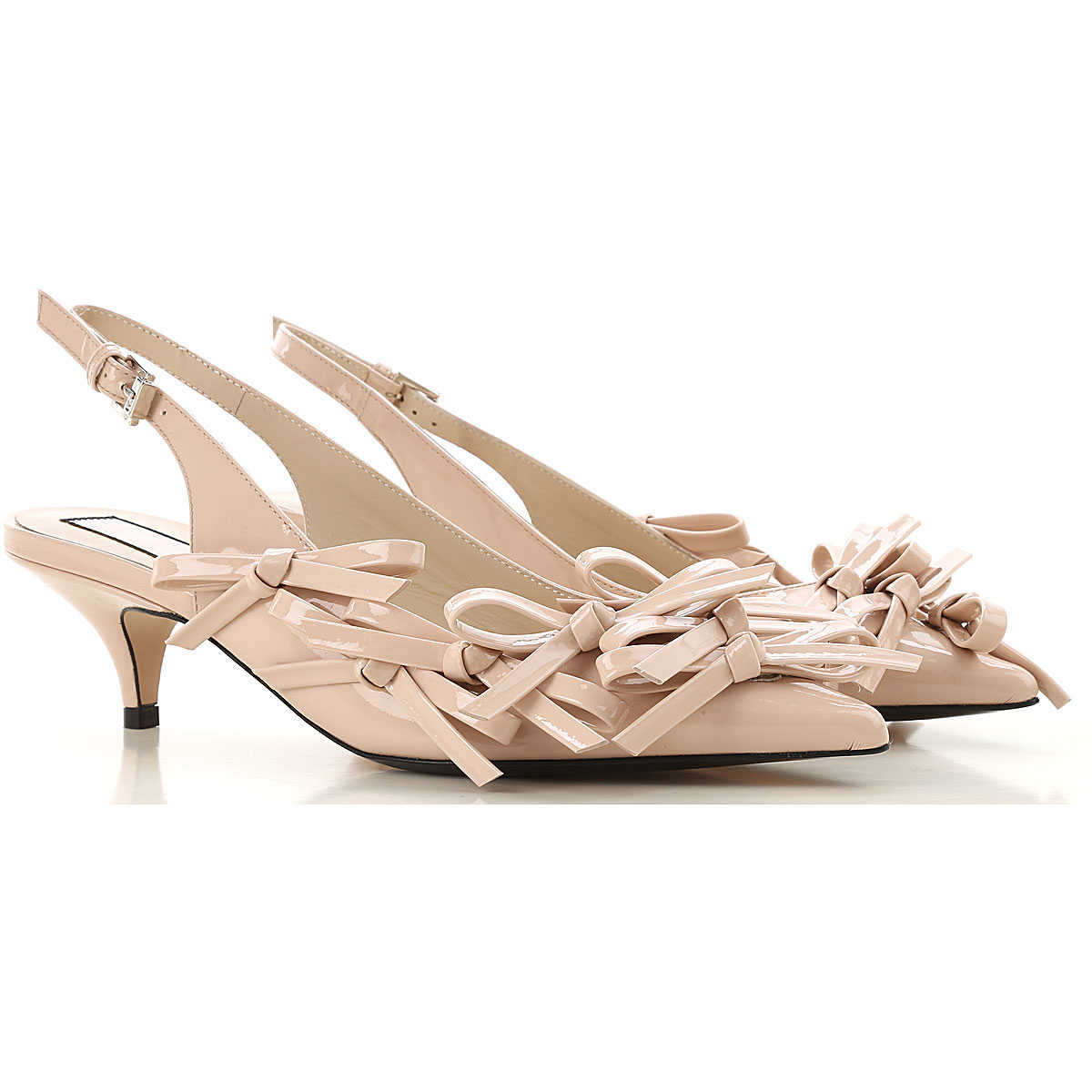 NO 21 Sandals for Women On Sale Nude DK - GOOFASH - Womens SANDALS