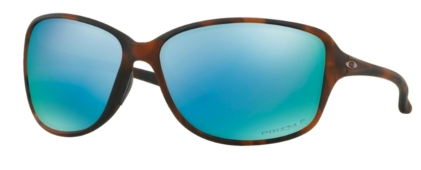 Oakley Cohort OO 9301 Sunglasses 09 Matte Brown Tortoise w/ Prizm Deep H20 Polarized USA - GOOFASH - Womens SUNGLASSES