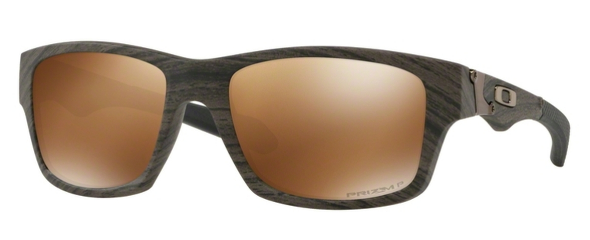 Oakley Jupiter Squared OO 9135 Sunglasses 35 Woodgrain / Tungsten Iridium Polar USA - GOOFASH - Mens SUNGLASSES
