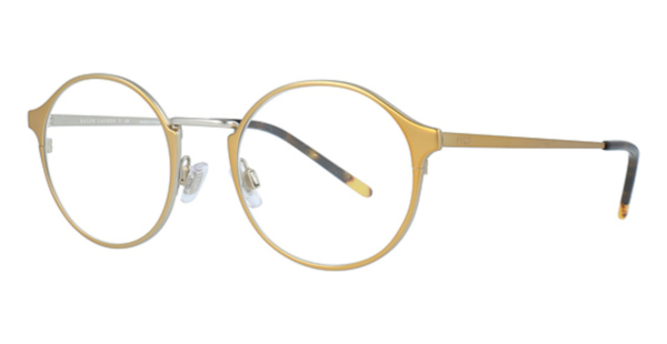Polo PH 1182 Eyeglasses MATTE PALE GOLD ON MATT USA - GOOFASH - Mens POLOSHIRTS
