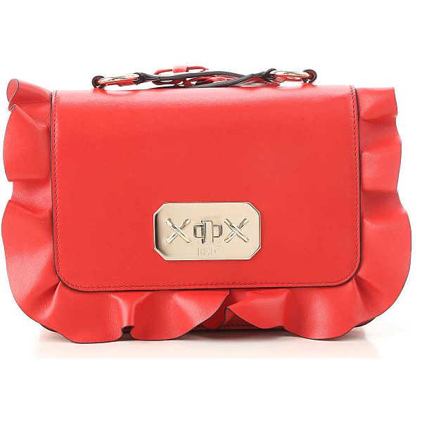 RED Valentino Shoulder Bag for Women Red DK - GOOFASH - Womens BAGS