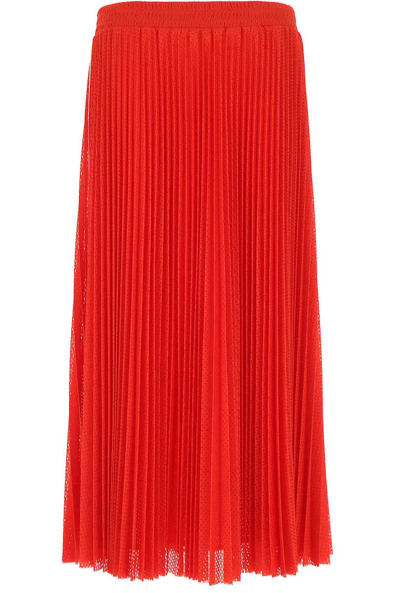 RED Valentino Skirt for Women On Sale Deep Red DK - GOOFASH - Womens SKIRTS