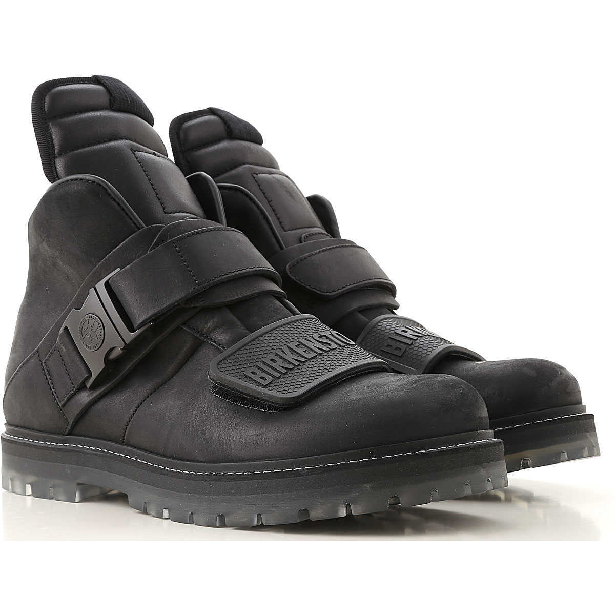 Rick Owens Boots for Men Booties On Sale DK - GOOFASH - Mens BOOTS