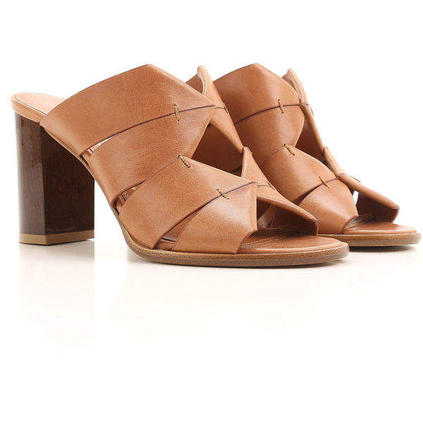 Salvatore Ferragamo Sandals for Women On Sale in Outlet Camel DK - GOOFASH - Womens SANDALS