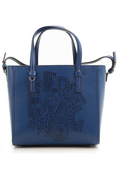 Salvatore Ferragamo Tote Bag On Sale in Outlet Bonnie DK - GOOFASH - Womens BAGS