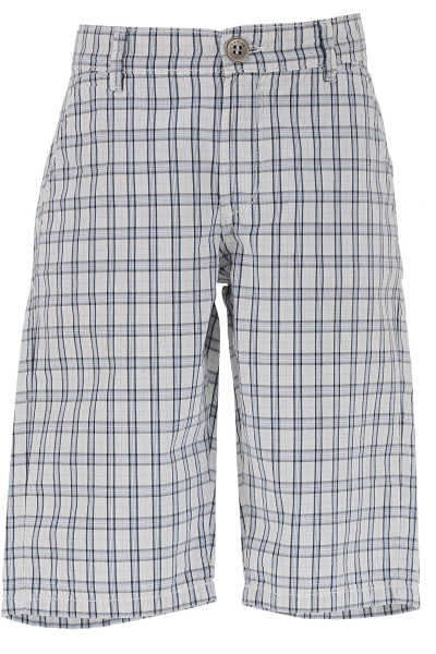Siviglia Kids Shorts for Boys On Sale in Outlet White DK - GOOFASH - Mens SHORTS