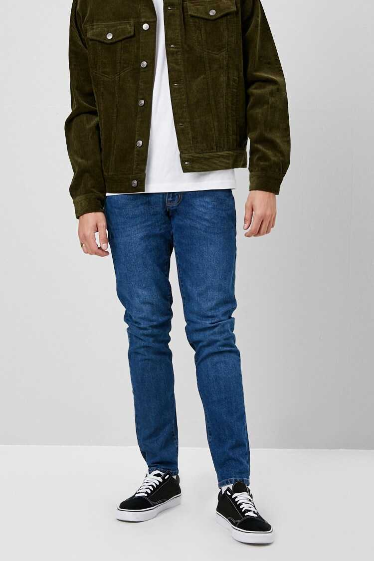 Skinny Fit Jeans at Forever 21