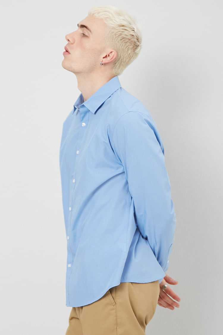 Slim-Fit Shirt at Forever 21