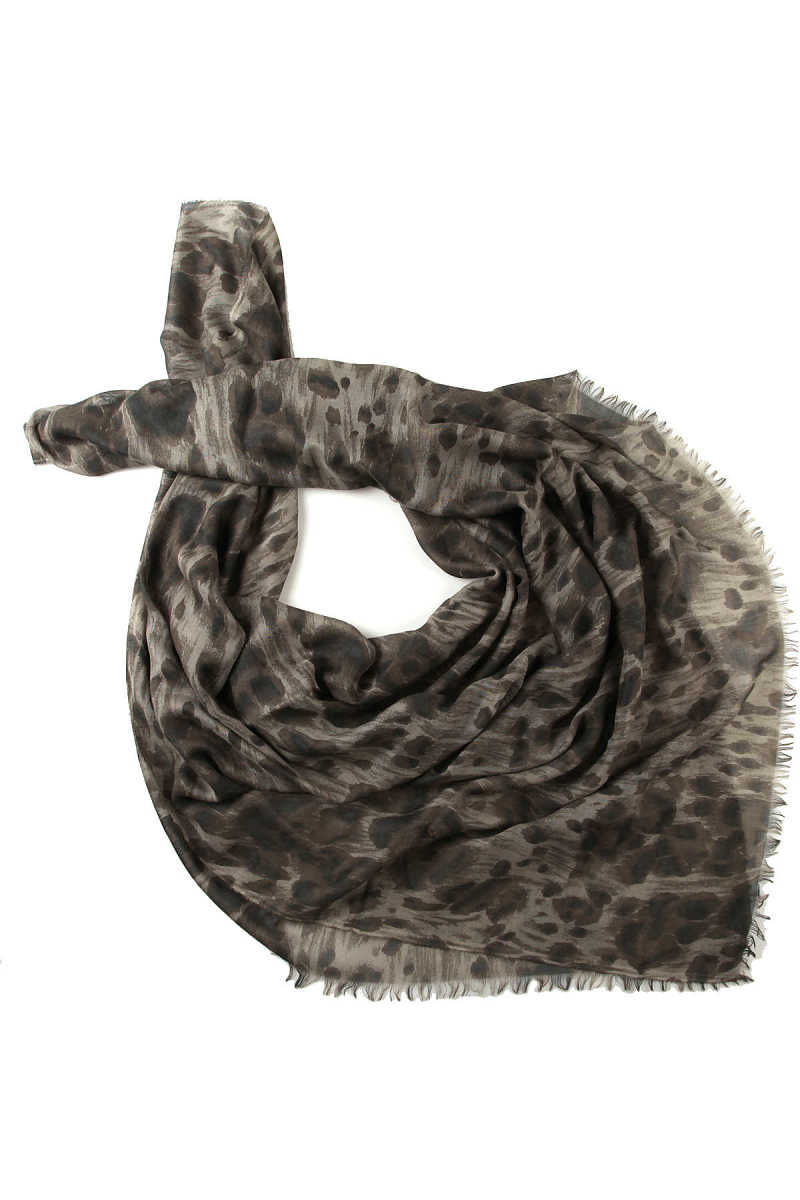 Stella McCartney Scarf for Women On Sale in Outlet Cement DK - GOOFASH - Womens SCARFS