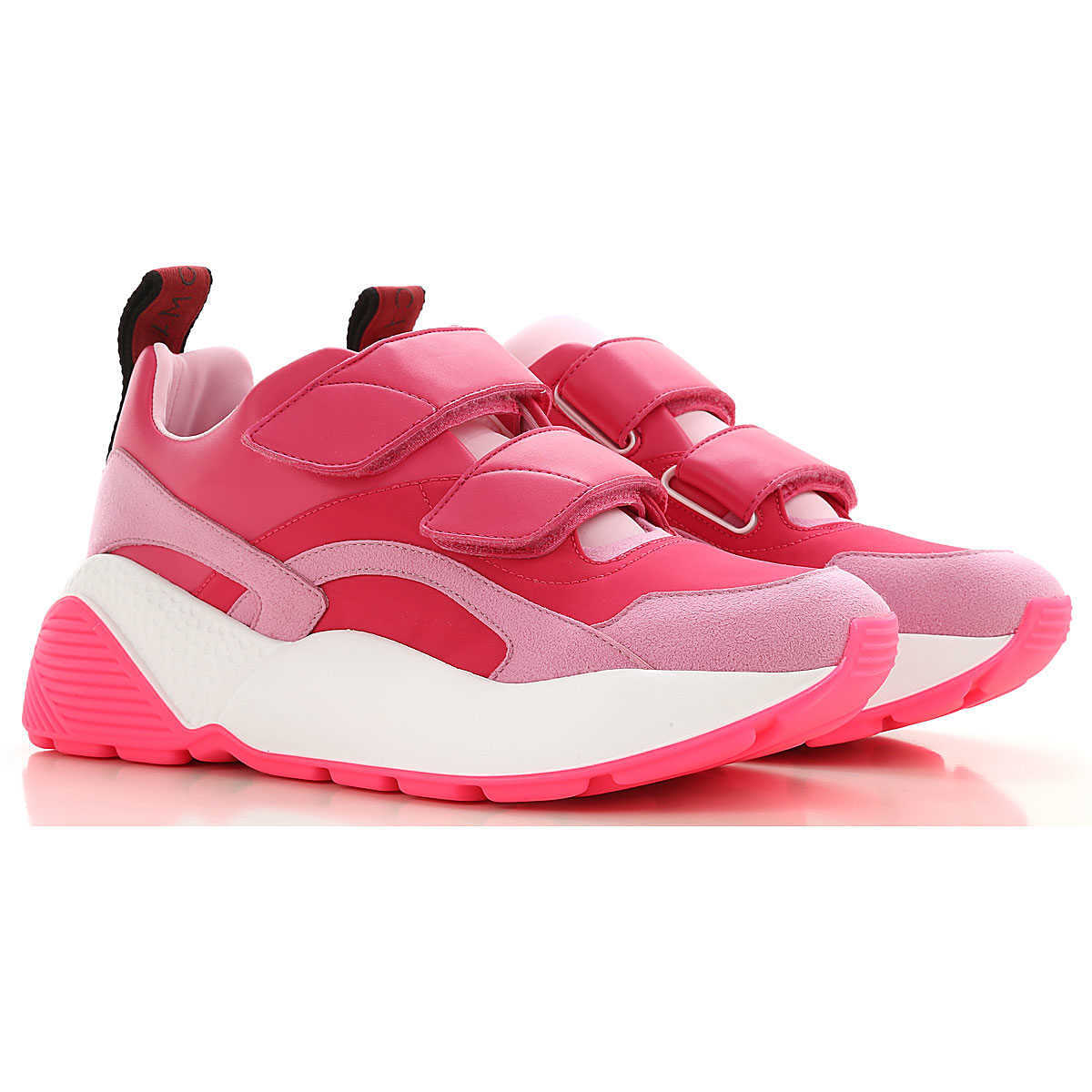Stella McCartney Sneakers for Women On Sale fuxia DK - GOOFASH - Womens SNEAKER