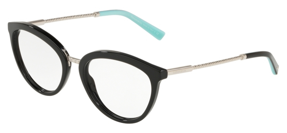 Tiffany TF 2173 Eyeglasses Black USA - GOOFASH - Womens SUNGLASSES