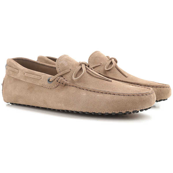 Tods Driver Loafer Shoes for Men On Sale in Outlet Mud DK - GOOFASH - Mens LOAFERS