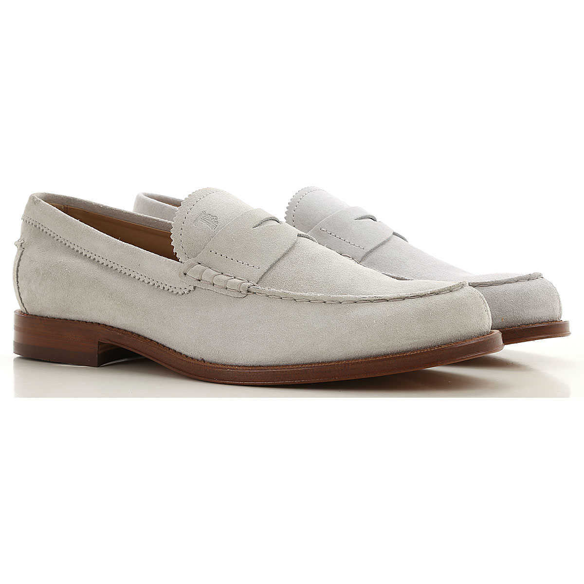 Tods Loafers for Men On Sale Ice DK - GOOFASH - Mens LOAFERS
