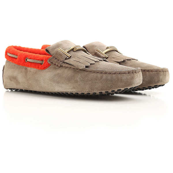 Tods Loafers for Men On Sale Tortoise DK - GOOFASH - Mens LOAFERS