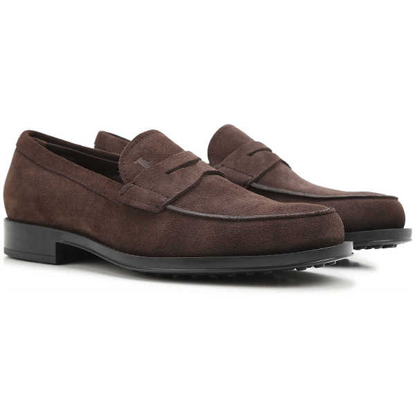 Tods Loafers for Men nut DK - GOOFASH - Mens LOAFERS