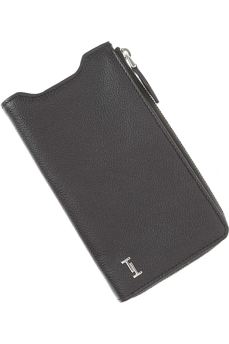 Tods Mens Wallets On Sale Black DK - GOOFASH - Mens WALLETS