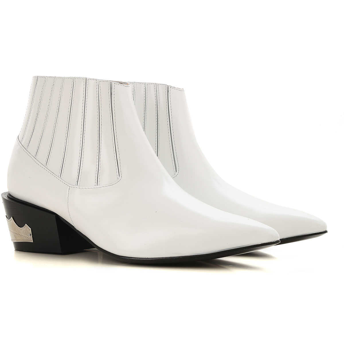 Toga Pulla Boots for Women Booties On Sale DK - GOOFASH - Womens BOOTS