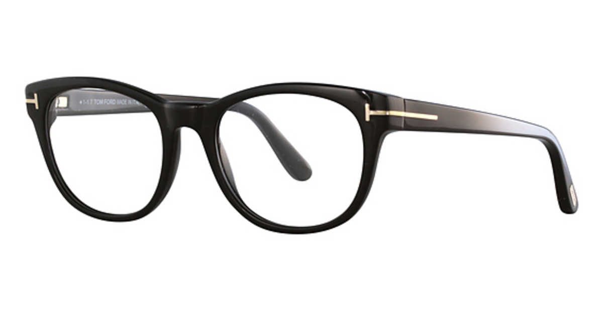 Tom Ford FT 5433 Eyeglasses Grey/Other USA - GOOFASH - Womens SUNGLASSES