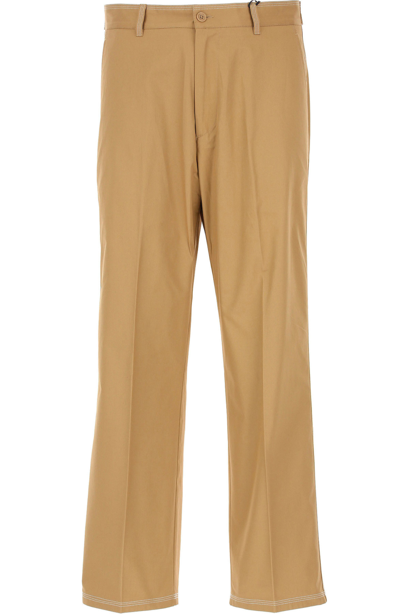 Tommy Hilfiger Pants for Men On Sale in Outlet cappuccino DK - GOOFASH - Mens TROUSERS