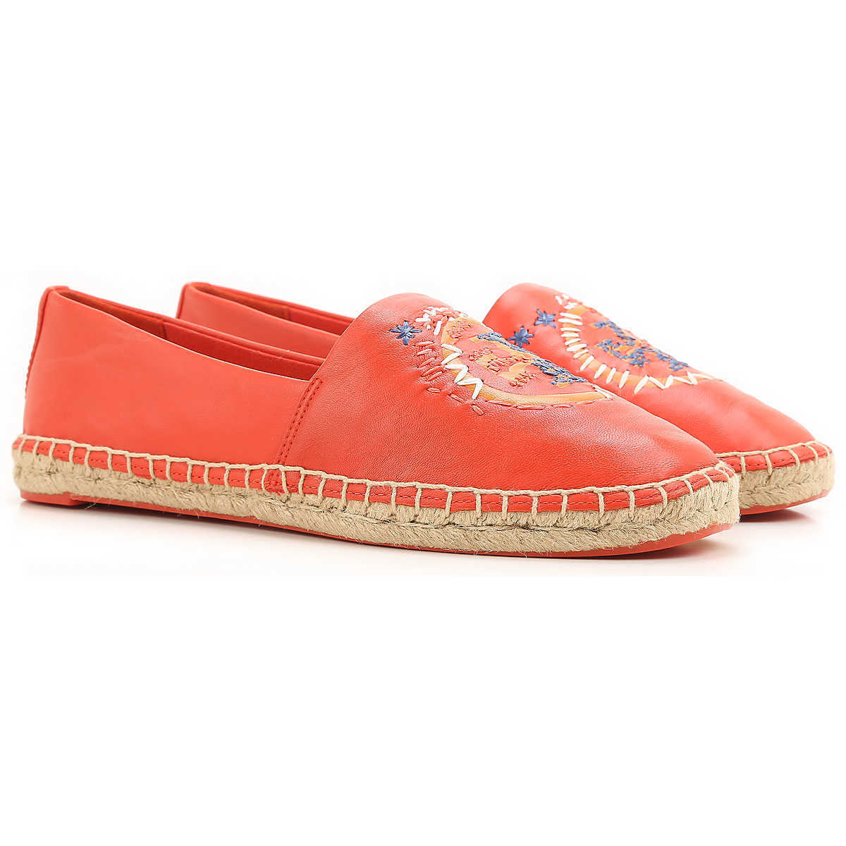 Tory Burch Sandals for Women On Sale in Outlet Orange DK - GOOFASH - Womens SANDALS