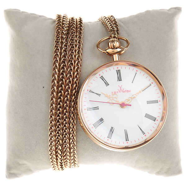 Toy Watch Watch for Women On Sale Gold DK - GOOFASH - Womens WATCHES