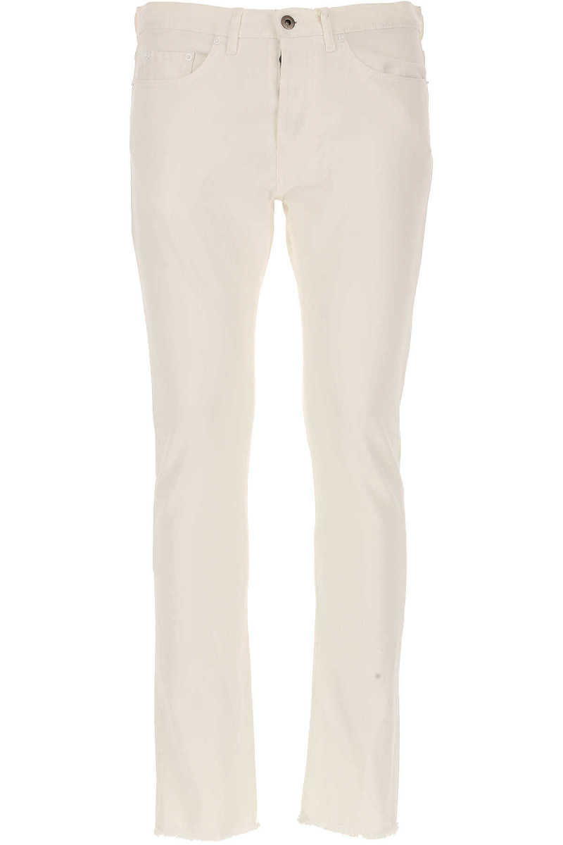 Valentino Jeans On Sale in Outlet White DK - GOOFASH - Mens JEANS