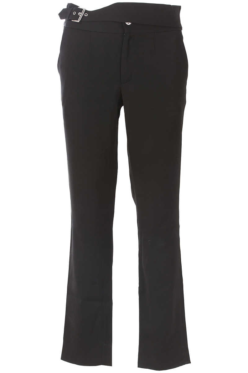 Versace Pants for Men On Sale in Outlet Black DK - GOOFASH - Mens TROUSERS