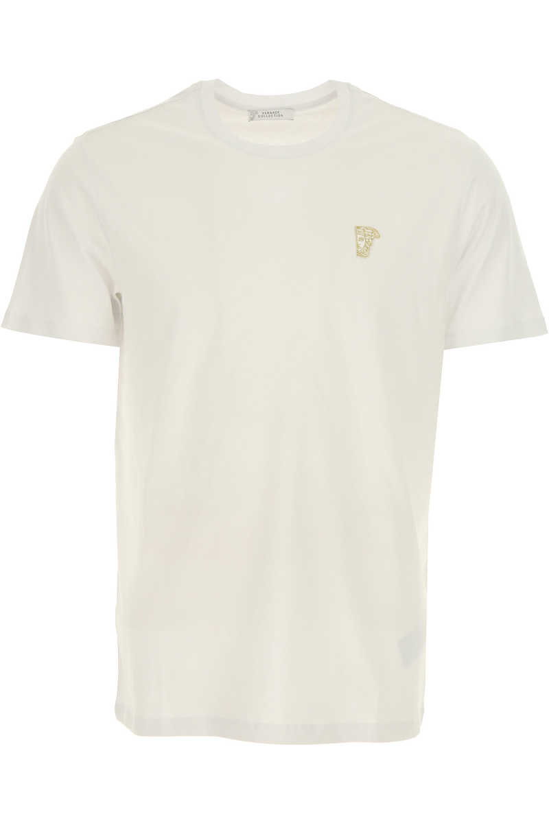 Versace T-Shirt for Men On Sale Versace Collection DK - GOOFASH - Mens T-SHIRTS