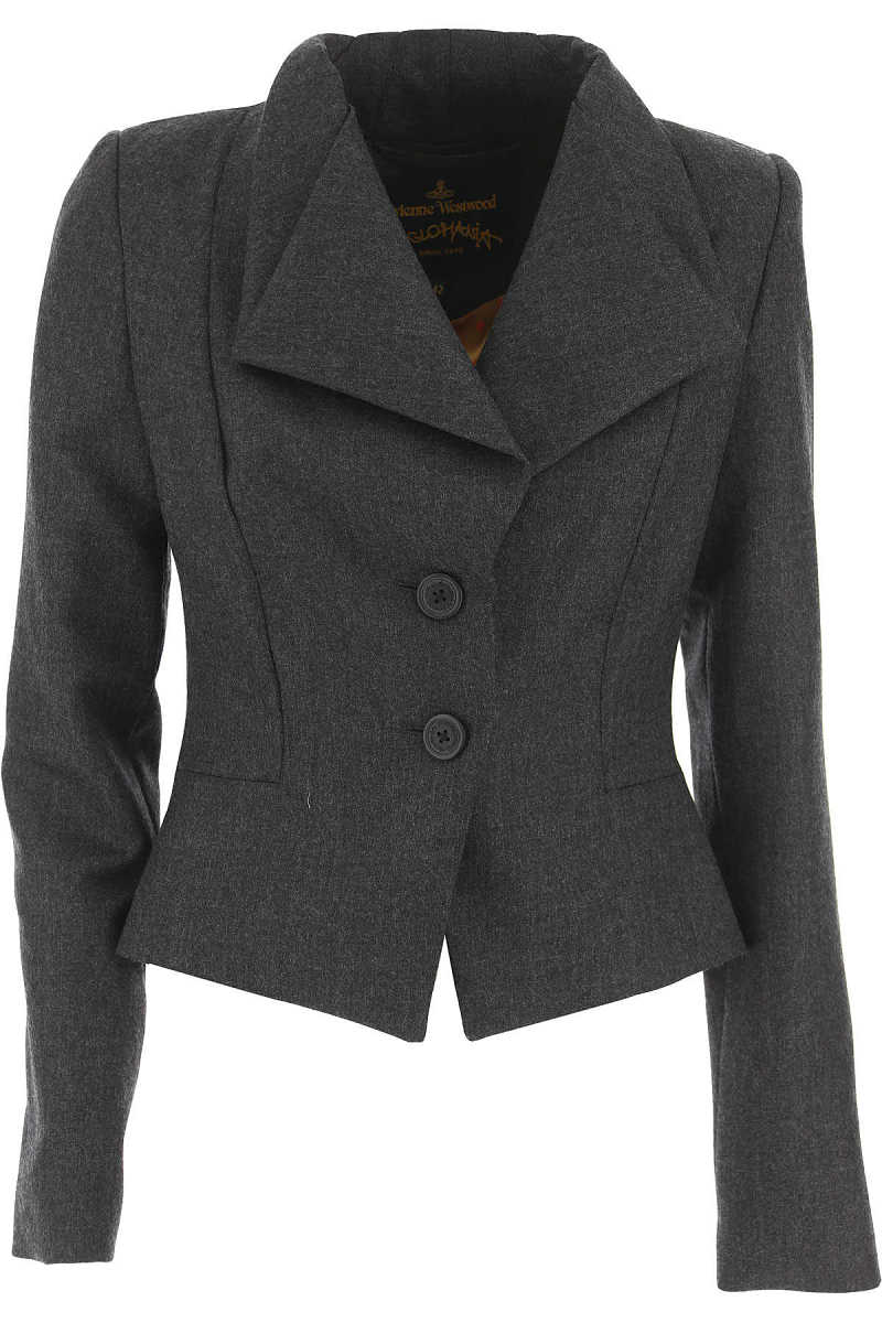 Vivienne Westwood Jacket for Women On Sale in Outlet Anglomania DK - GOOFASH - Womens JACKETS