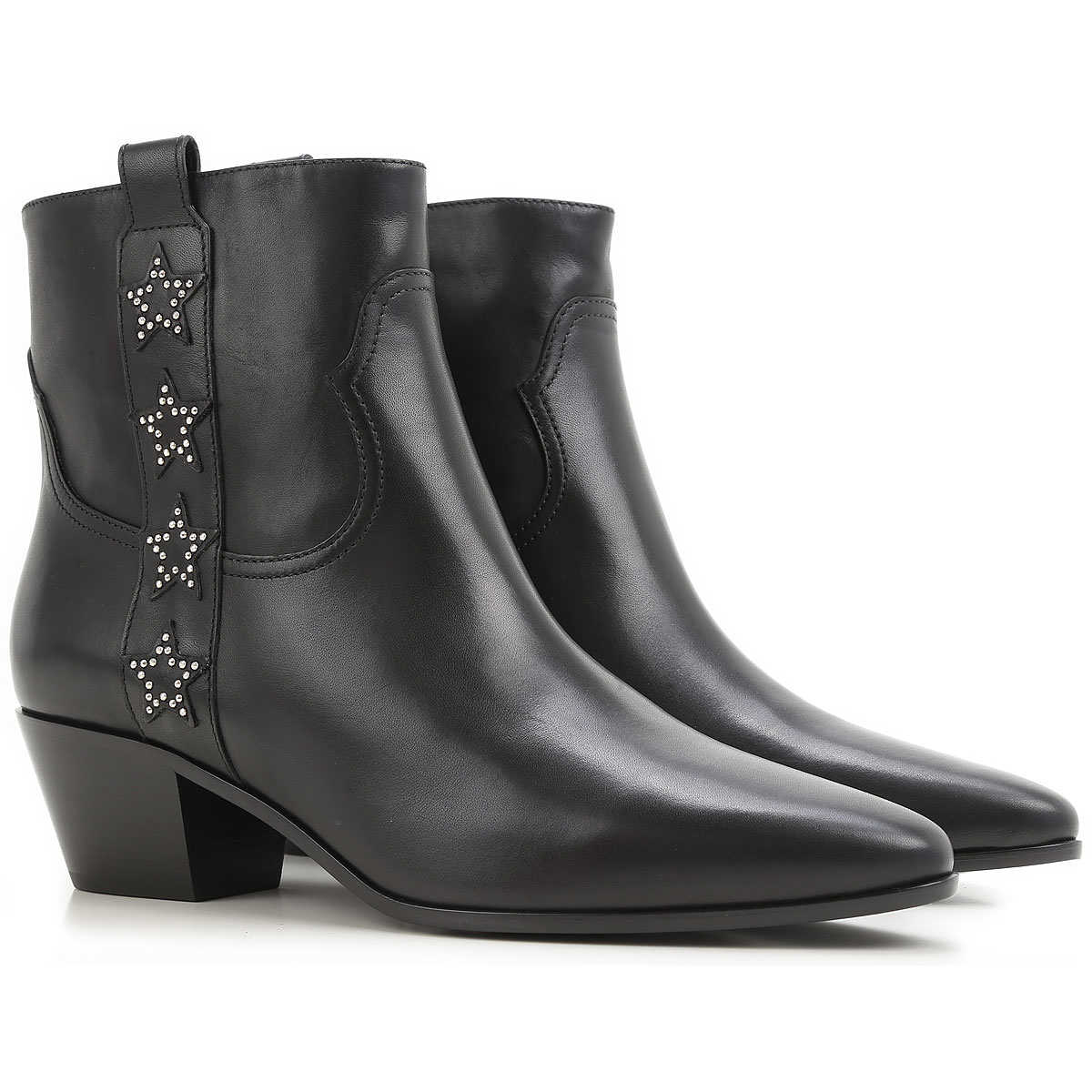 Yves Saint Laurent Boots for Women Booties On Sale in Outlet DK - GOOFASH - Womens BOOTS