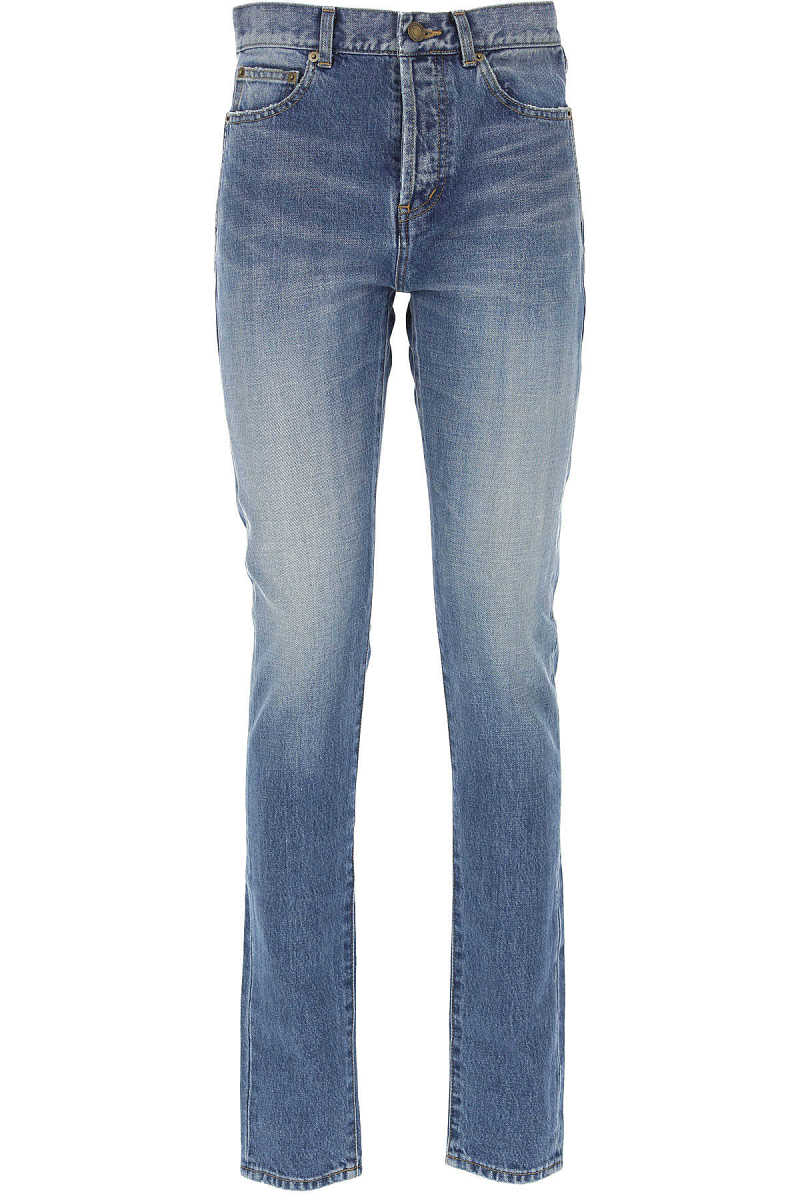 Yves Saint Laurent Jeans On Sale in Outlet blue Jeans DK - GOOFASH - Womens JEANS