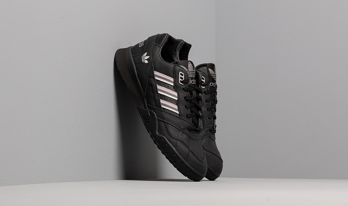 adidas A.R. Trainer W Core Black/ Soft Vision/ Grey Four USA - GOOFASH - Womens SPORTS SHOES