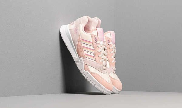 adidas A.R. Trainer W Core White/ True Pink/ Orchid Tint USA - GOOFASH - Womens SPORTS SHOES