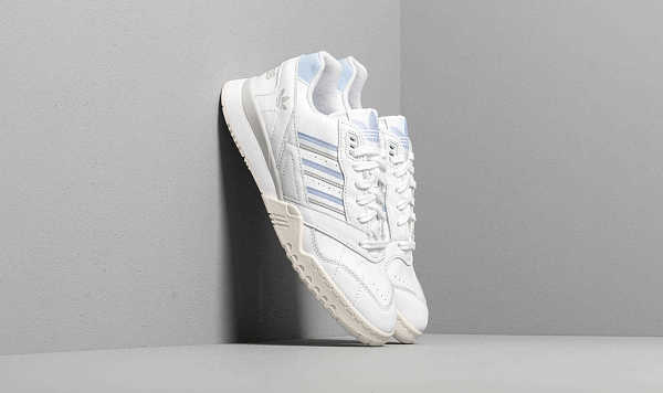 adidas A.R. Trainer W Ftw White/ Periwinkle/ Cloud White USA - GOOFASH - Womens SPORTS SHOES