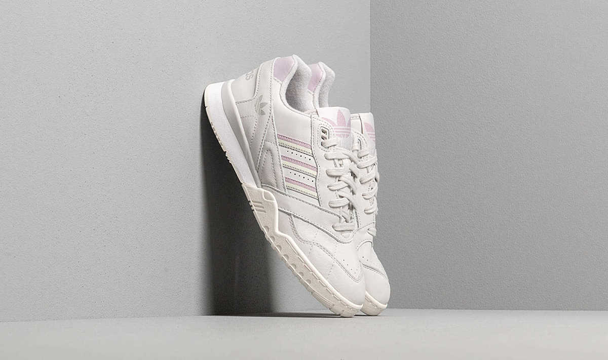 adidas A.R. Trainer W Grey One/ Soft Vision/ Grey Two USA - GOOFASH - Womens SPORTS SHOES