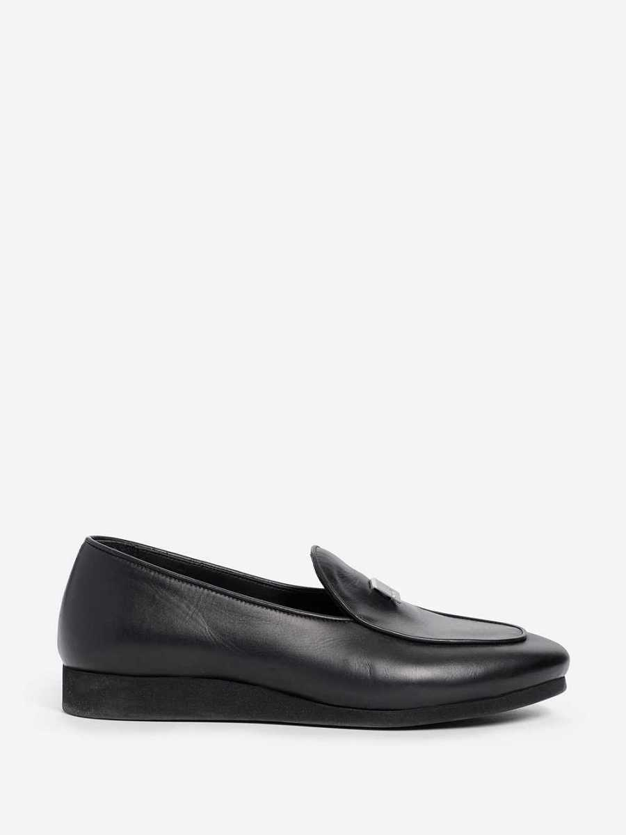 1017 Alyx 9 Sm Loafers Black USA - GOOFASH - Mens LOAFERS