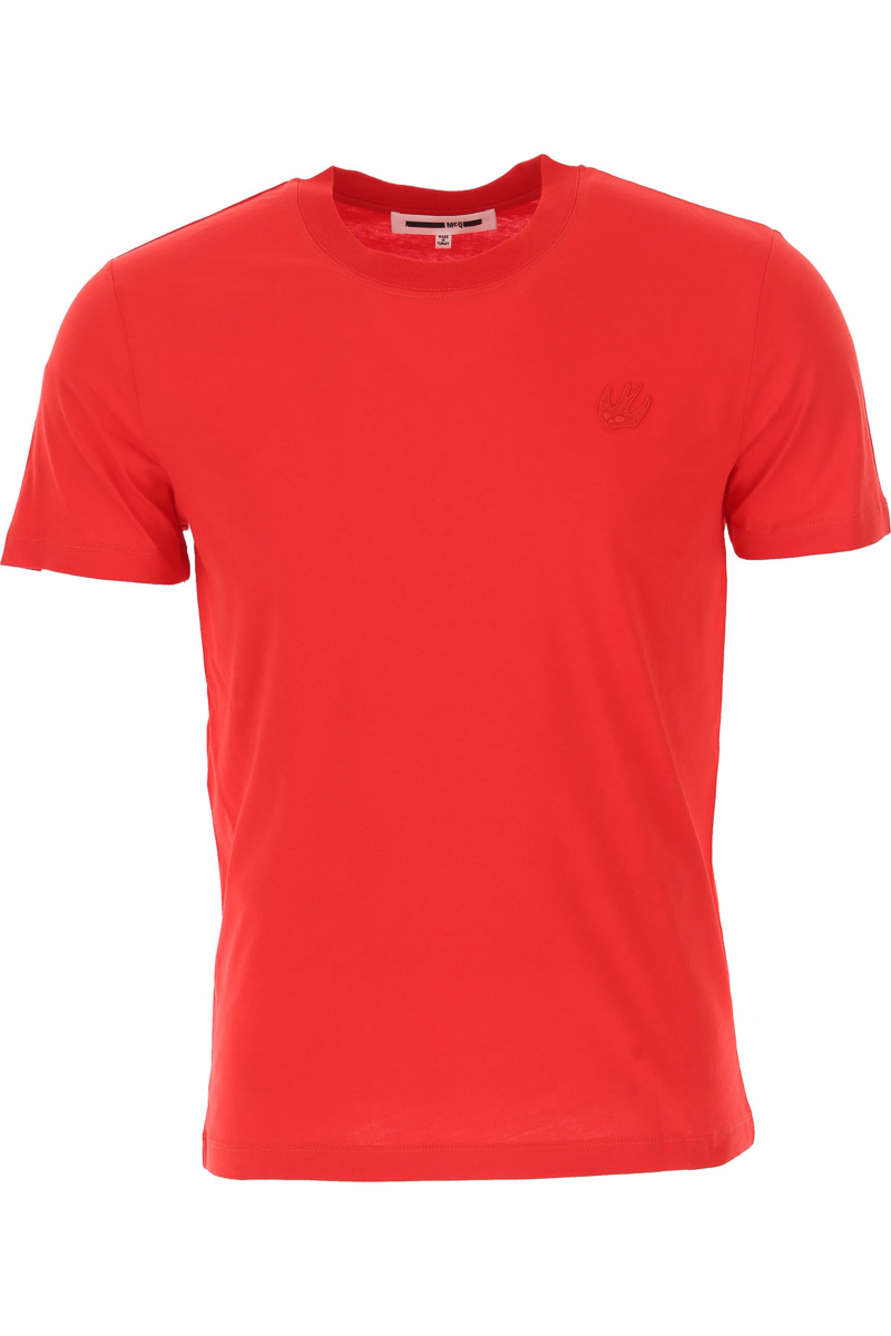 Alexander McQueen McQ T-Shirt for Men in Outlet Red Canada - GOOFASH - Mens T-SHIRTS