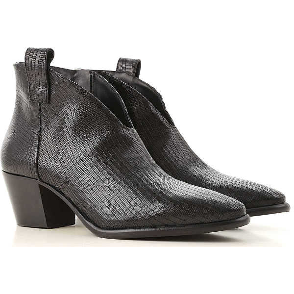 Anna F. Boots for Women Booties Canada - GOOFASH - Womens BOOTS