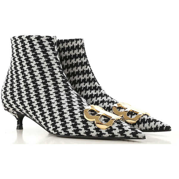 Balenciaga Boots for Women Booties On Sale Canada - GOOFASH - Womens BOOTS